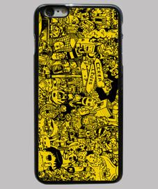 doodle amarillo