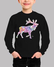 Doodle deer