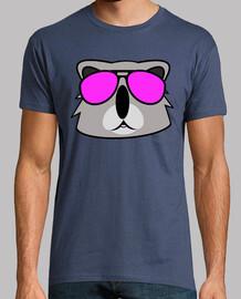 doodle face koala