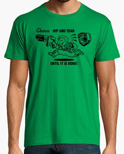 Camiseta Doompoly Retro
