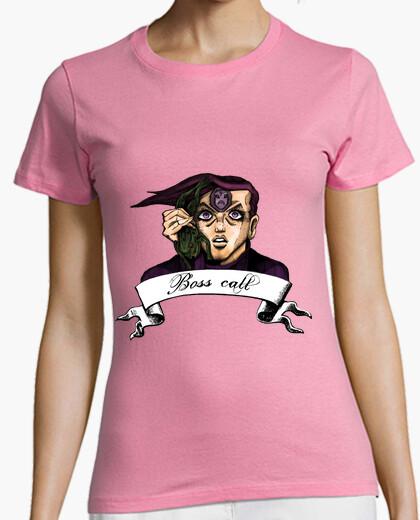 Doppio (jojos bizarre adventures) t-shirt