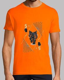 d'orange  homme  de pierre