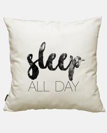 dormir all les day