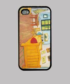 Dormitorio de Arles - Van Gogh