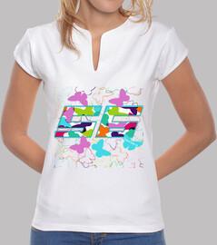 Dorsal Mariposas Colores