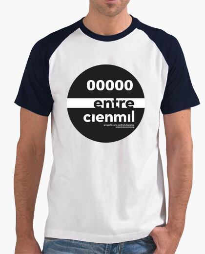 Camiseta Dorsal unoentrecienmil