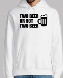dos o dos cervezas