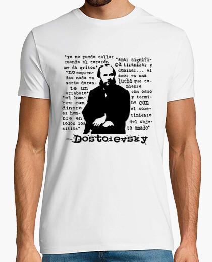 Camiseta dostoievsky