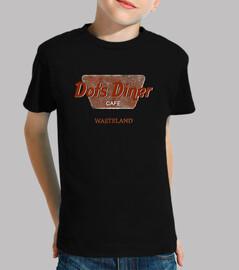 Dots Diner café - Wasteland