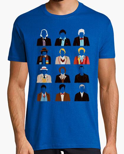 Tee-shirt douze médecins