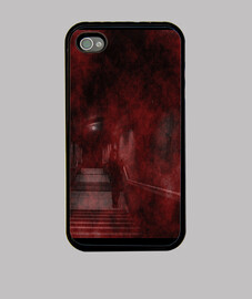 Down to Hell - Funda iPhone 4 o iPhone 4S