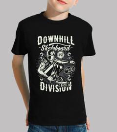 Downhill Skateboard