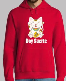 Doy Suerte - Gato Chino - White
