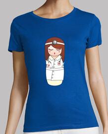 dr  tee shirt  kokeshi