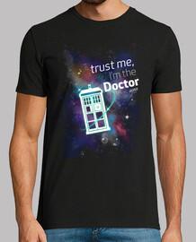 dr che: si fida di me, im il dottore