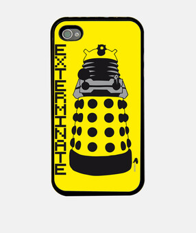 dr. chi dalek iphone4