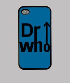 Dr. Who - Funda iPhone