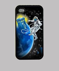 dr who - marche dans l'espace
