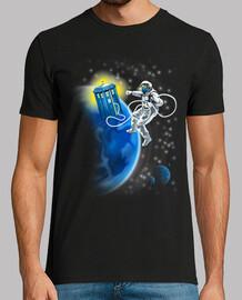 dr. who - paseo espacial