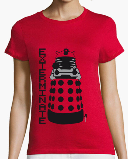 Camiseta Dr. Who DALEK