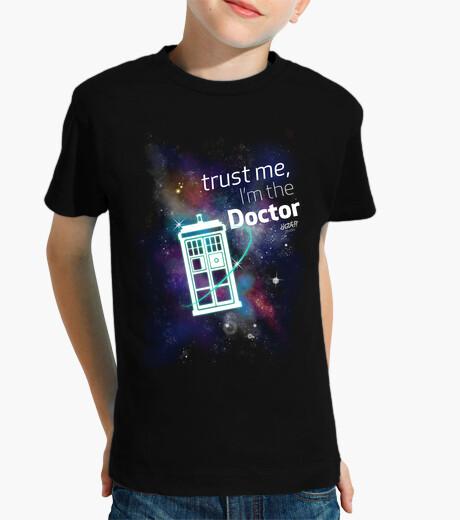 Ropa infantil Dr Who: Trust Me, I'm the Doctor