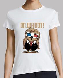 dr. whoot! le donne della camicia
