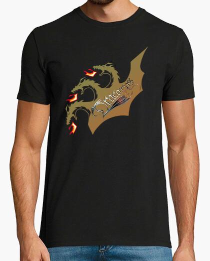Camiseta Dracarys - Dragones (Juego de Tronos)
