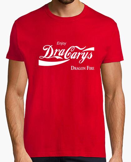 Camiseta Dracarys Cola