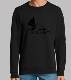 Dracarys dragón negro