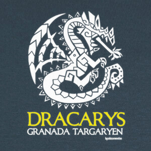 Tee-shirts DRACARYS GRANADA 1