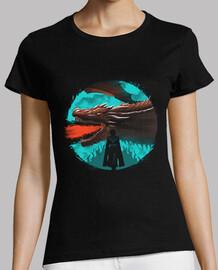 dracarys shirt womens