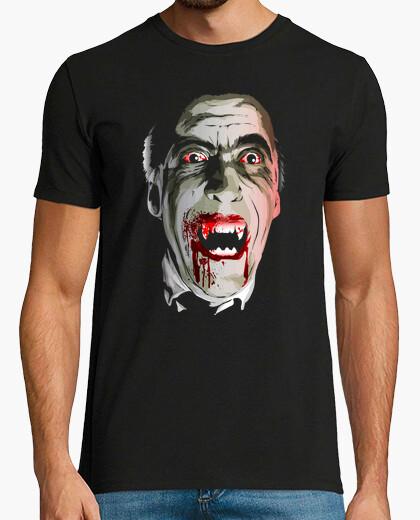 Camiseta Drácula, Christopher Lee