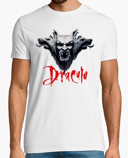 Camiseta Drácula de Bram Stoker