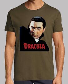 Dracula Retro cine Terror horror TV Clasico Camisetas frikis