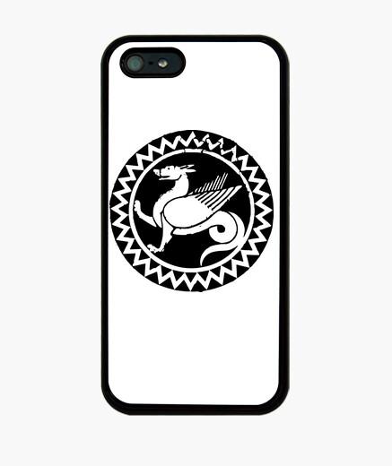 Cover iPhone drago celtico