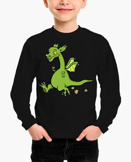 Ropa infantil Dragon