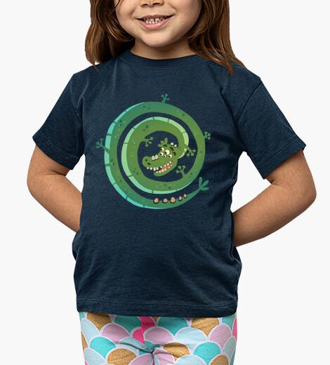 Ropa infantil Dragón - camiseta niño