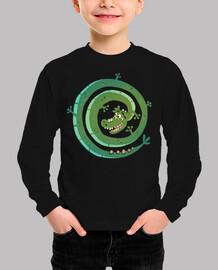 Dragón - camiseta niño