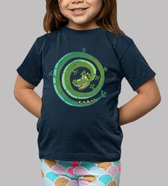 dragon - t-shirt bambino