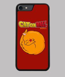 Dragon Ball humor gato