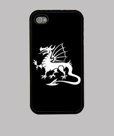Dragon blanco grande