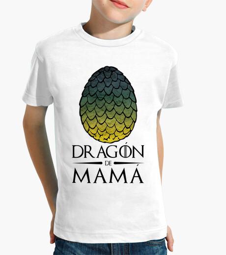 Ropa infantil Dragon de mama III