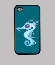 dragón de mar blanco