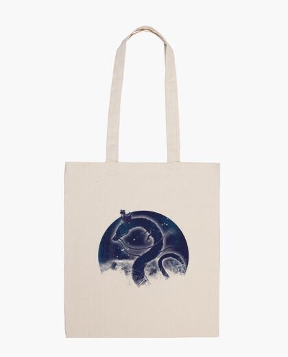 Dragon delivery service bag