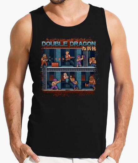 Camiseta dragón doble ver2