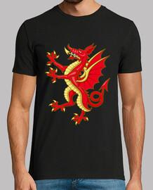 Dragón emblema de la Casa Tudor