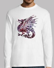 Dragón étnico fantasía