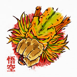 Dragon Fist (Ryu-Ken) T-shirts