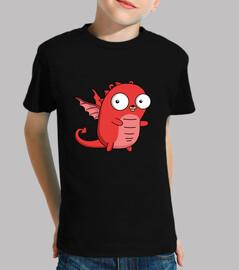 Dragon gopher
