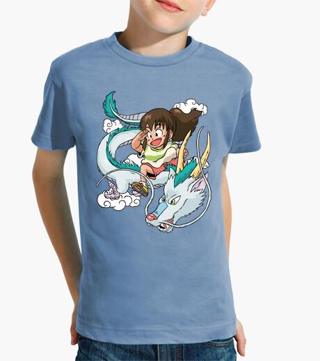 Dragon haku kids clothes